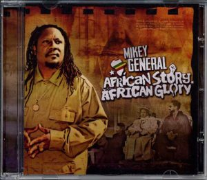 Mikey General CD