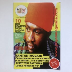 Jus Jah Magazine Issue 3