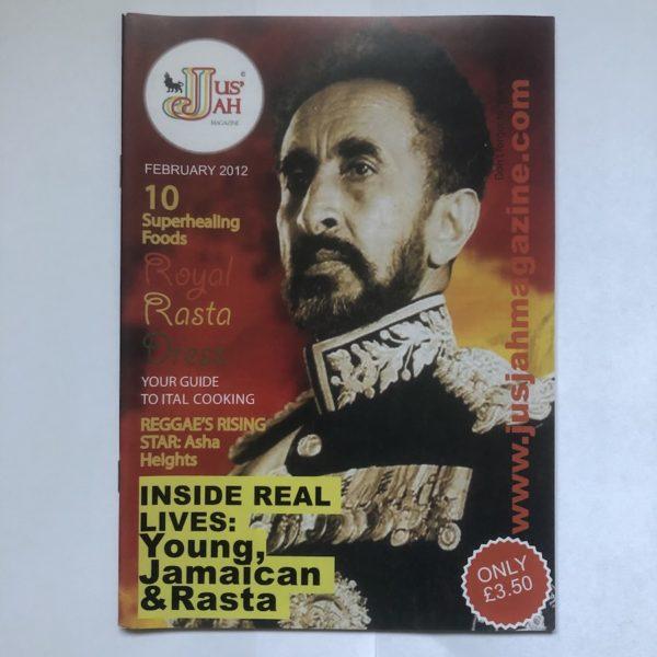 Jus Jah Magazine Issue 1
