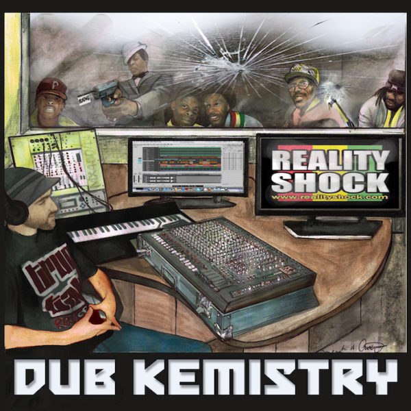 Dub Kemistry CD
