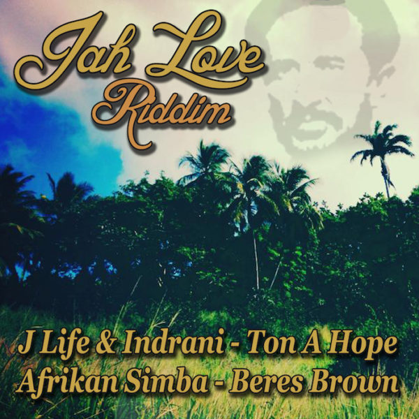 Jah Love Riddim CD