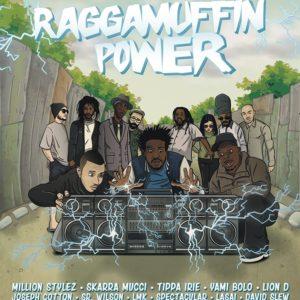 Raggamuffin Power 12 Vinyl