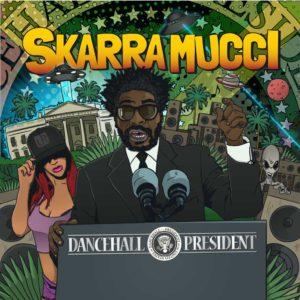 Skarra Mucci Dancehall President 12 Vinyl