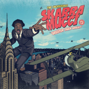 Skarra Mucci Greater Than Great 12 Vinyl