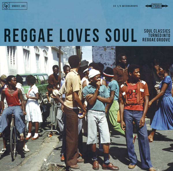 "Reggae Loves Soul 12"" Vinyl"