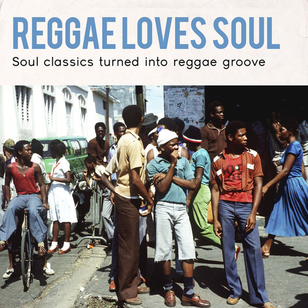Reggae Loves Soul CD