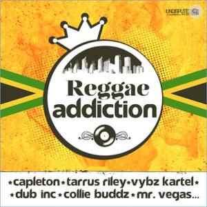 Reggae Addiction CD
