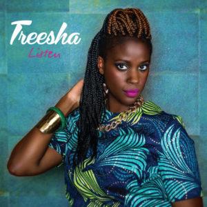 Treesha Listen CD