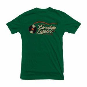 Freedom Fighters Reggae T-Shirt Green