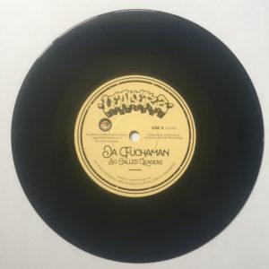 "Da Fuchaman So Called Leaders 7"" vinyl"