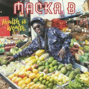 """Macka B Health Is Wealth 12"""" Vinyl"""
