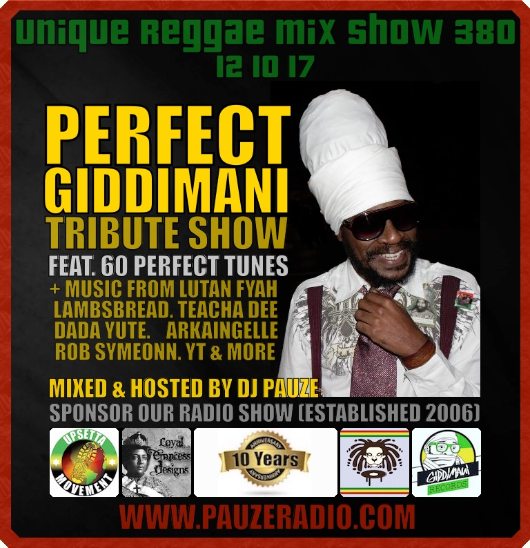 Perfect Giddimani Tribute