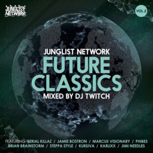 Junglist Network Future Classics Vol 2 CD