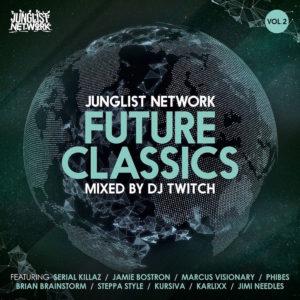 Junglist Network Future Classics Vol 2 CD