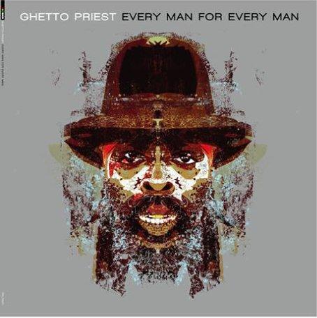 Ghetto Priest Every Man For Every Man 12 vinyl