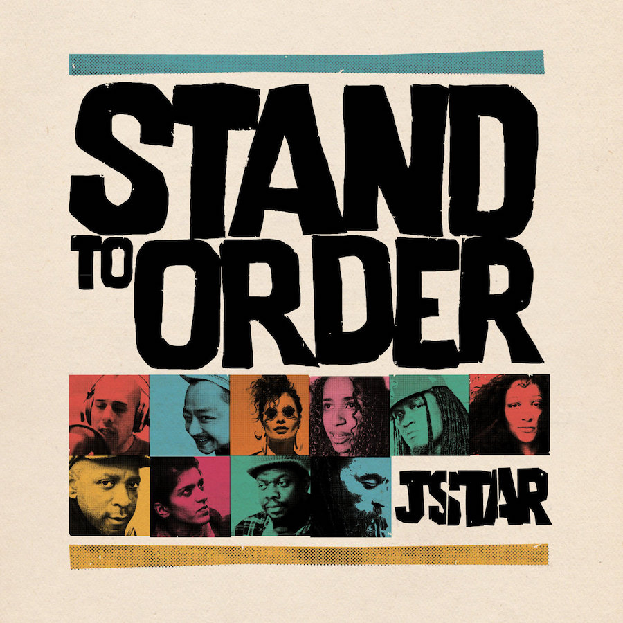 JStar Stand To Order 12 vinyl