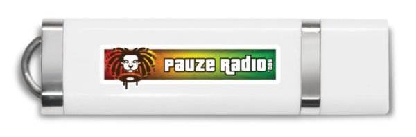 Pauzeradio USB Stick