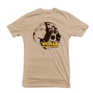 Woman Sound Powah Reggae t-shirt