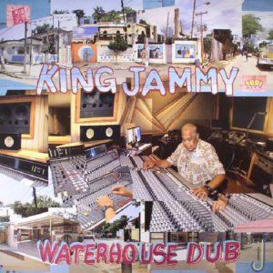 """King Jammy Waterhouse- Dub 12"""" vinyl"""