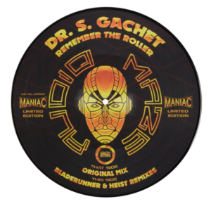 "Remember The Roller Ltd Edition Picture Disc 12"" Vinyl"