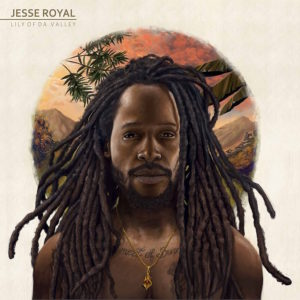 "Jesse Royal Lily Of Da Valley 12"" vinyl"