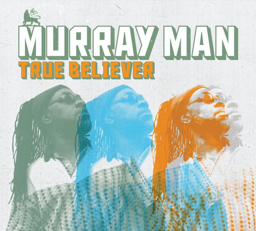 Murray Man True Believer CD