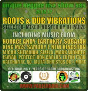 Roots Dub Vibrations 2017