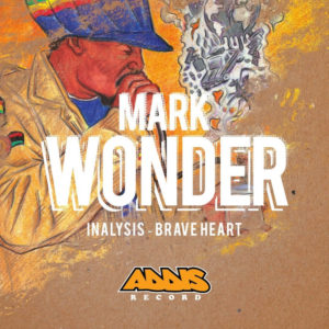 "Mark Wonder Inalysis 10"" vinyl"