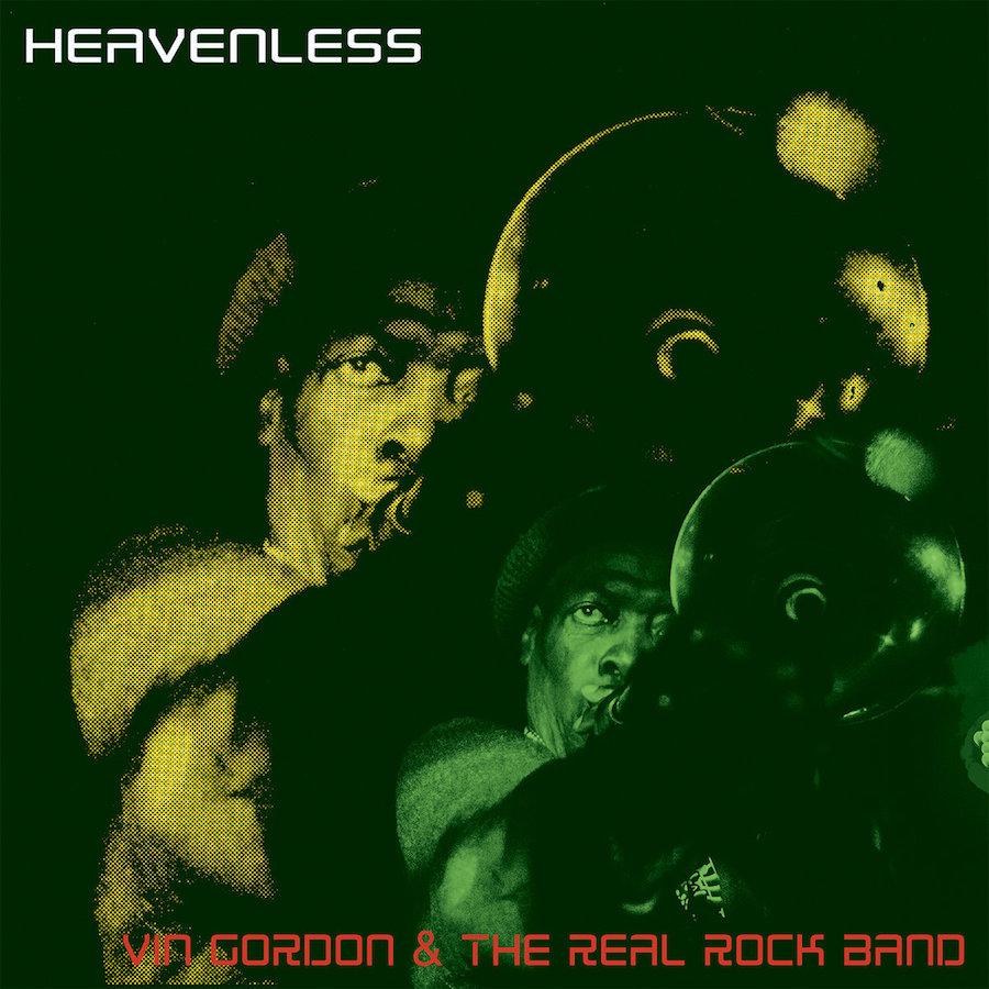 Vin Gordon Real Rock Band Heavenless 12 vinyl lp