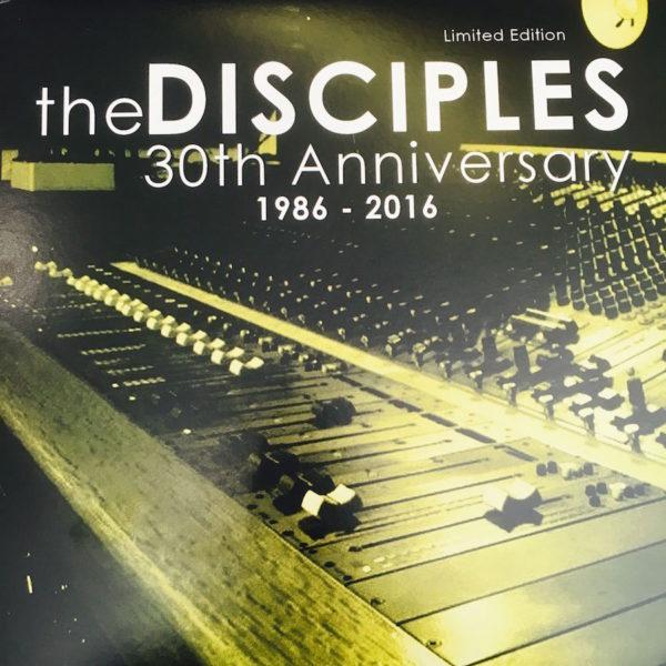 Disciples 30th Anniversary 1986-2016 12 vinyl lp