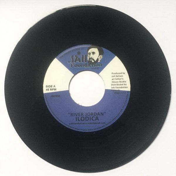 Ilodica River Jordan 7 vinyl