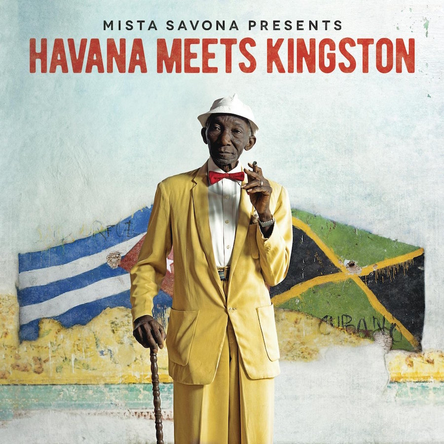 Havana Meets Kingston 12 vinyl lp