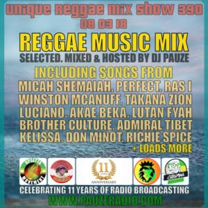 Reggae Music Mix 2018