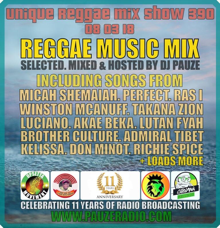 Reggae Music Mix 2018