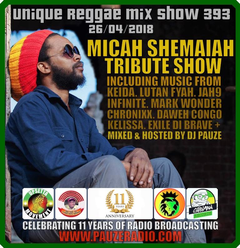Micah Shemaiah Tribute