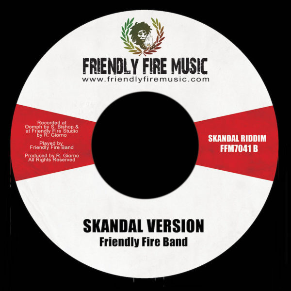 Skandal Version 7 vinyl