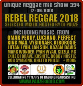 Rebel Reggae 2018