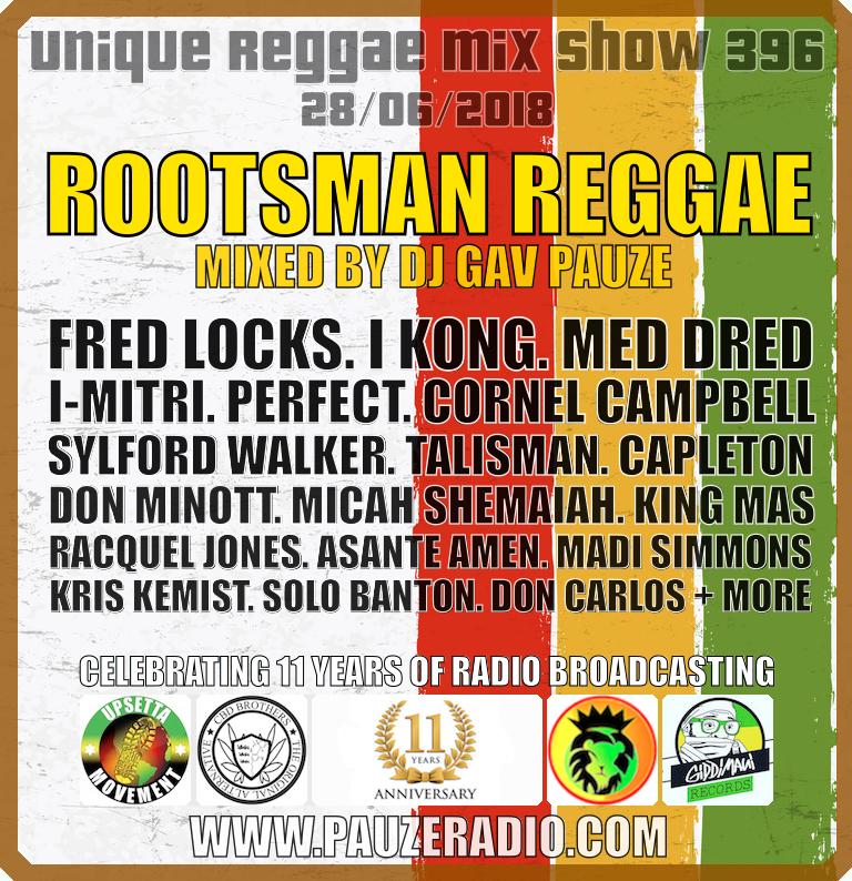Rootsman Reggae 2018
