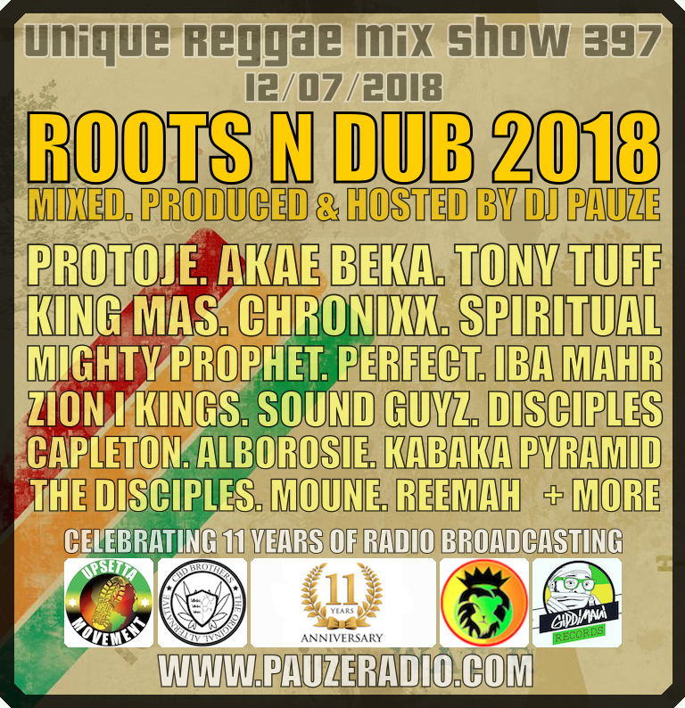 Roots N Dub 2018