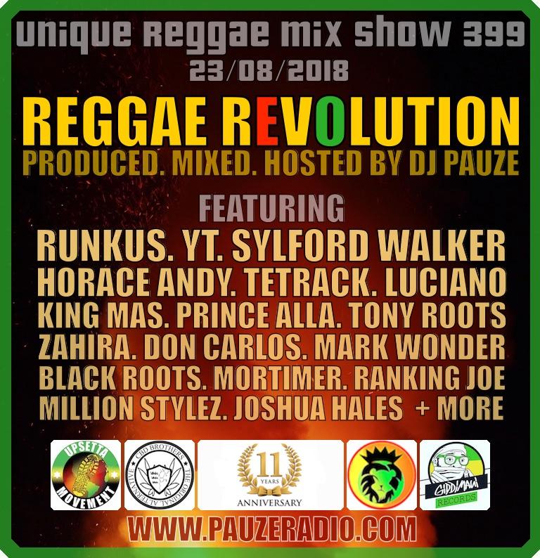 Reggae Revolution 2018