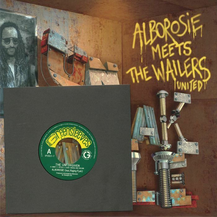 Alborosie Meets Wailers - Unbreakable 12 vinyl lp