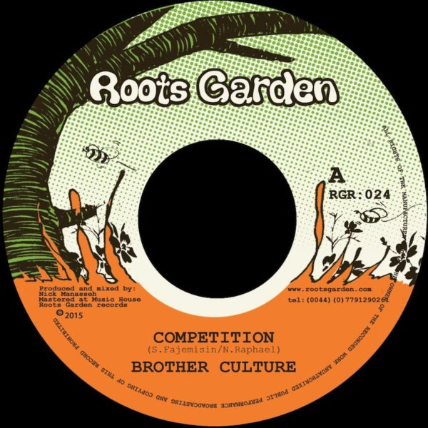 Brother Culture Competition 7 vinyl