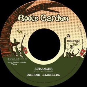 Daphne Bluebird Stranger 7 vinyl
