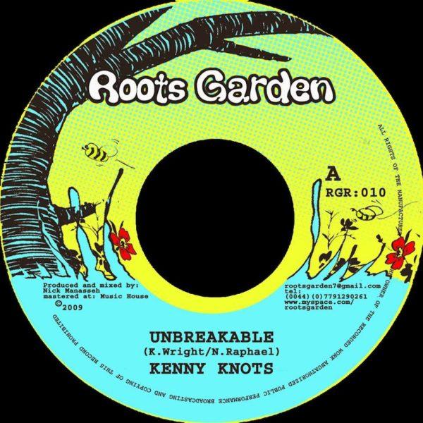 Kenny Knots Unbreakable 7 vinyl