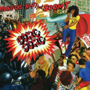 Soom T Bong Bong 12 vinyl EP