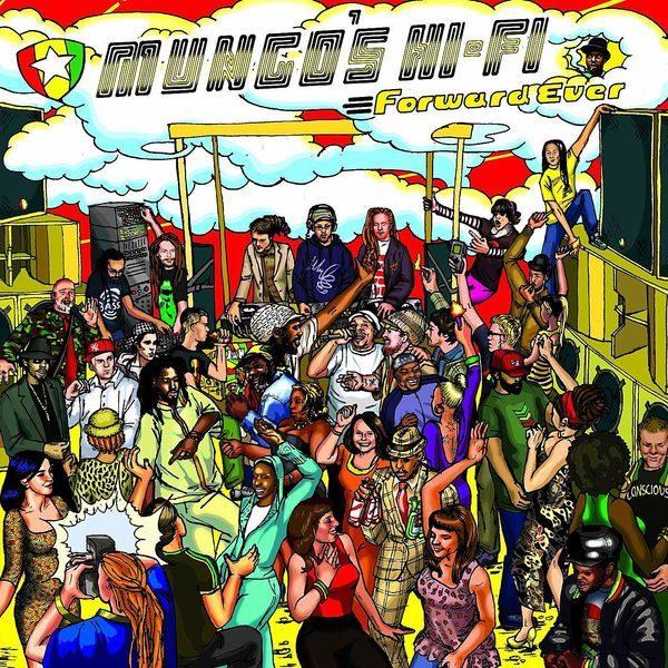 Mungos Hi-Fi Forward Ever 12 vinyl lp