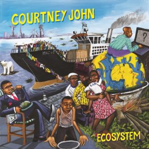 Courtney John Ecosystem 12 vinyl lp