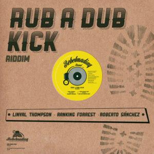 Rub A Dub Kick Riddim 12 vinyl