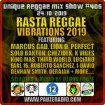 Rasta Reggae Vibrations 2019
