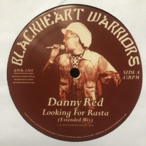 Danny Red Looking For Rasta 12 vinyl